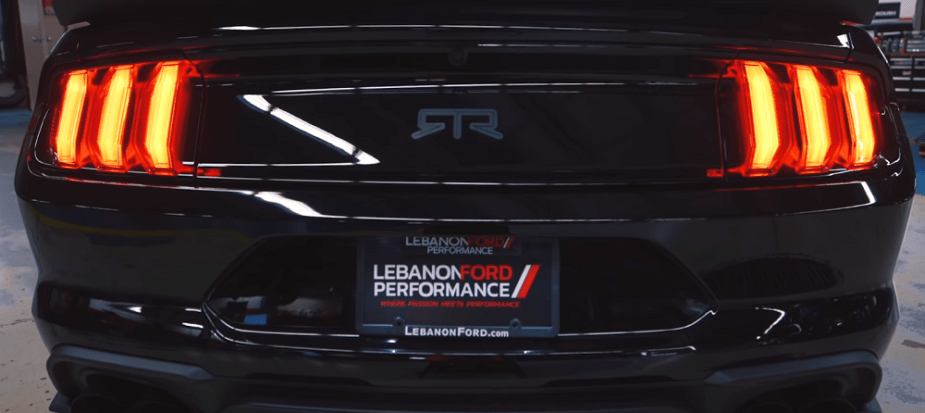 themustangsource.com Lebanon Ford Performance 1,000-horsepower Mustang RTR
