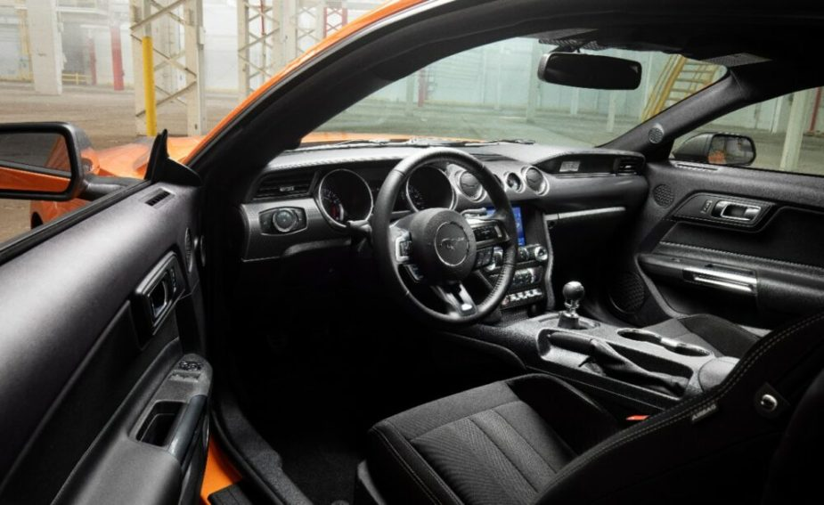 2020 Mustang Ecoboost