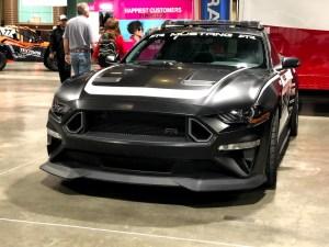 RTR Dragg Mustang
