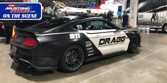 "RTR Mustang ""Dragg"""