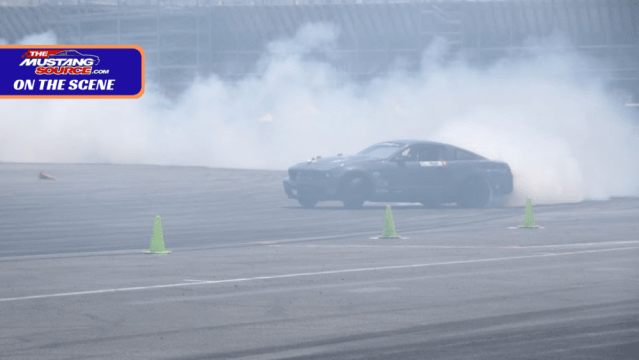 themustangsource.com S197 Mustang Drifts at 2019 LS Fest