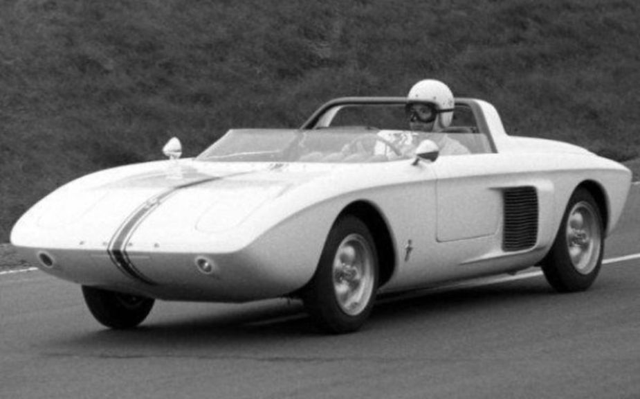 1962 Ford Mustang I Concept