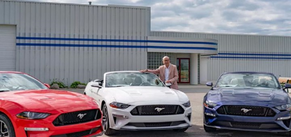 Mustang GT gift