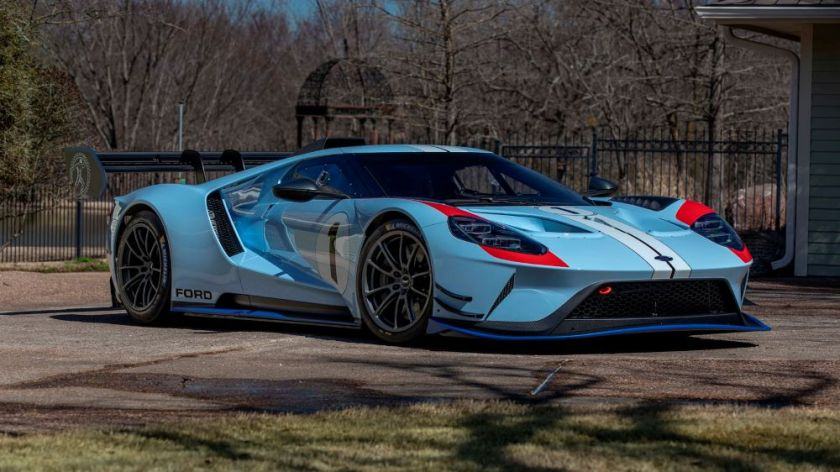 2020 Ford GT MKII With Ken Miles Livery