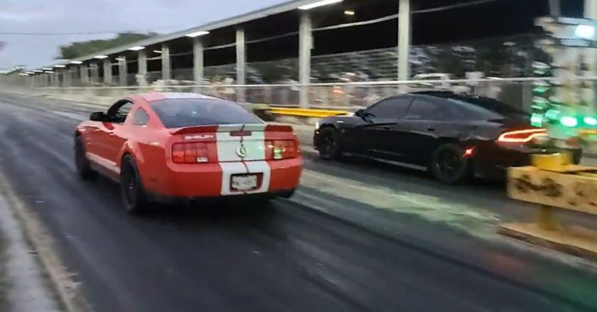 Dragstrip Double Date Takes a Bad Turn