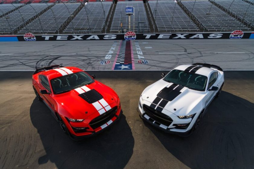 2021 Shelby GT500