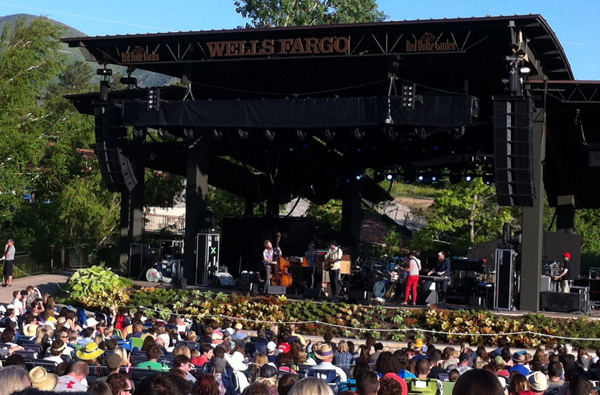 Red Butte Garden Concerts For Summer 2014