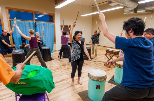 Education_Taiko Workshop_Copyright 2014 Rich Iwasaki