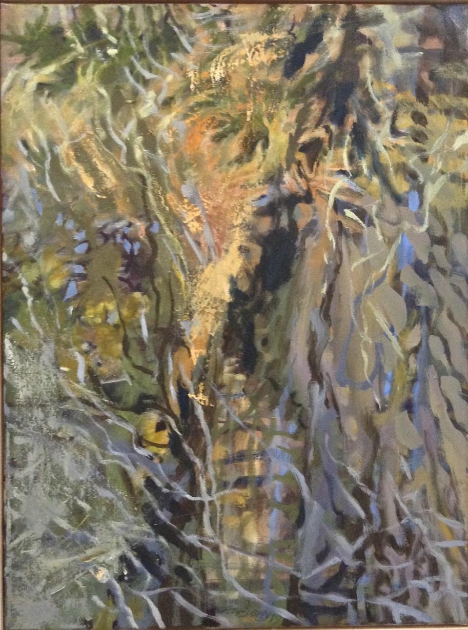 Parsons landscape. 16 x 20