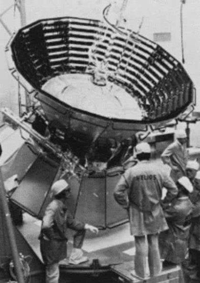 Helios 2 spaceprobe da NASA