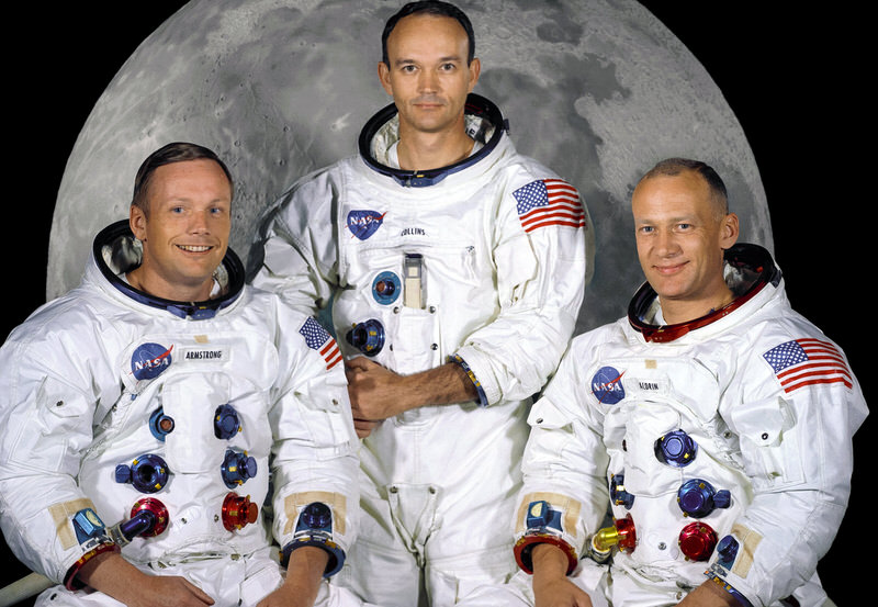 neil armstrong and buzz aldrin