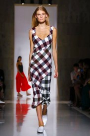 Victoria Beckham Fashion Show Ready to Wear Collection Spring Summer 2016 in New York