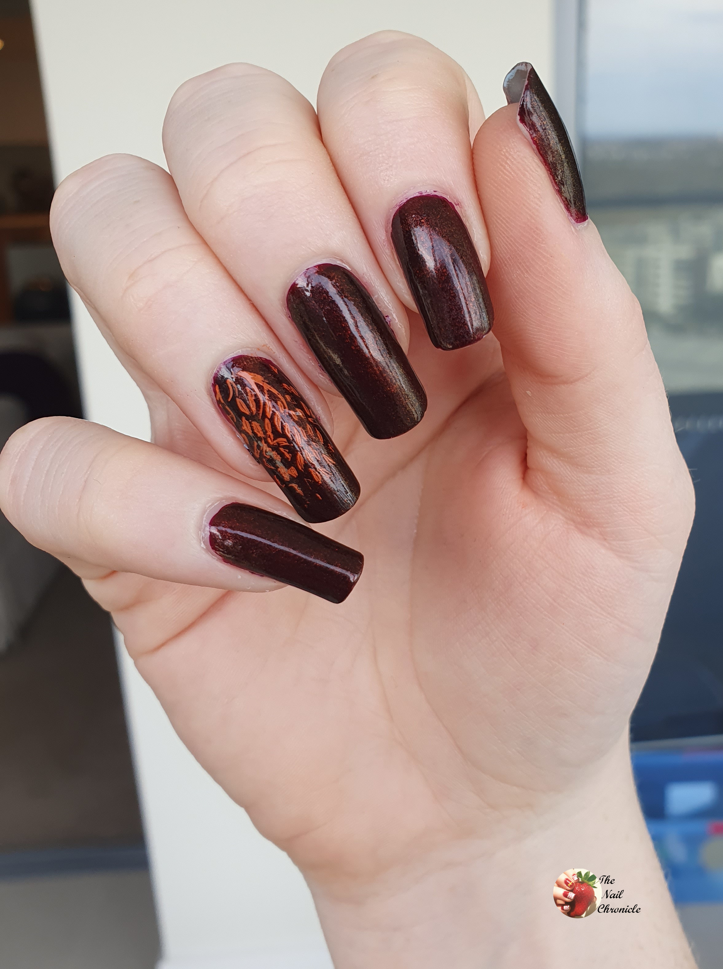 Fall Nail Art Design Ideas For Beginners The Nail Chronicle