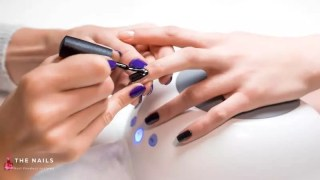 silk wrap nails