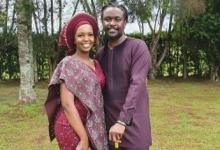 Photo of Nyashinski Weds Longtime Girlfriend Zia Bett In a Private Traditional Ceremony