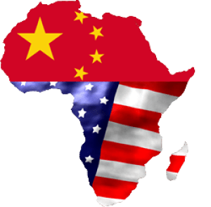 Image result for Africa china usa