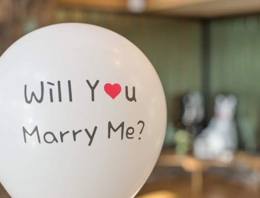 When's The Right Time To Propose?