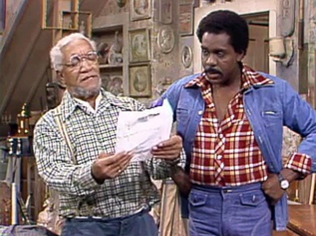 Our Favorite Black Fathers From Television