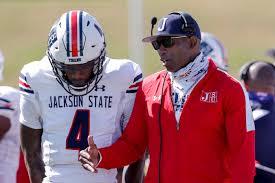 Coach Deion Jackson State