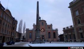 stockholm obelisk