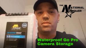 Waterproof GoPro Camera Storage