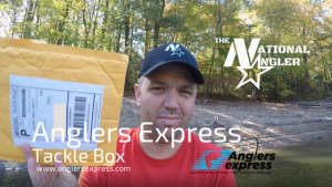 Angler Express Tackle Box