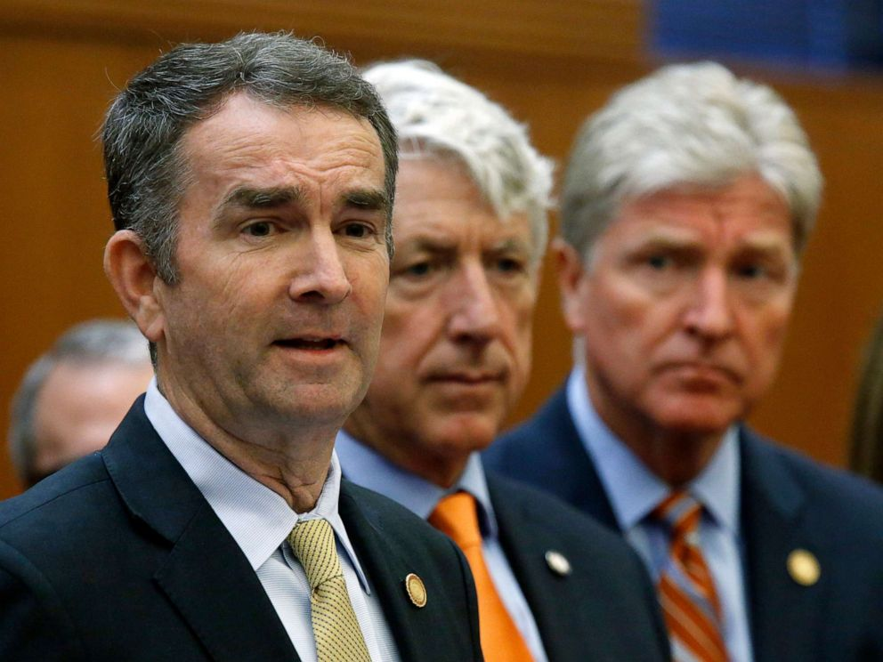 """Image result for Hypocrite Racist Gov. Ralph Northam Who Supports Infanticide Now Wants To Take Your Guns To """"Save Lives"""""""