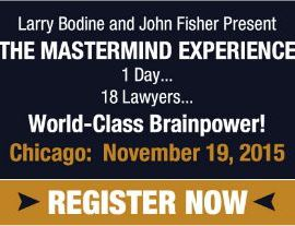 The Mastermind Experience on November 19 in Chicago
