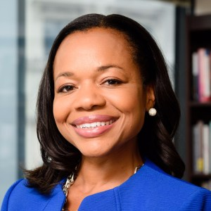 Kristen Clarke, president and executive director of the Lawyers' Committee