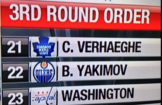 yakimov draft capture
