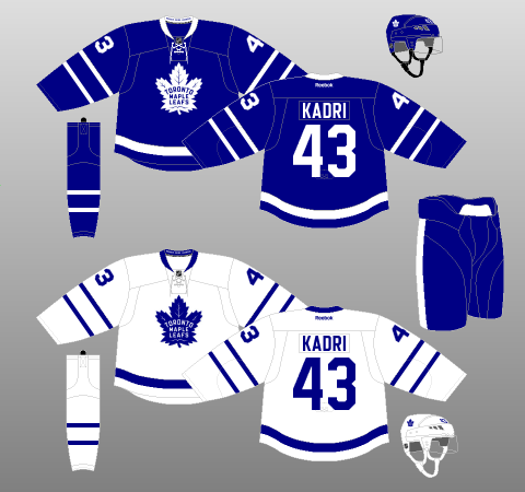 new product d5b6e f53d0 5 jerseys in Leafs history that I would refuse to wear ...