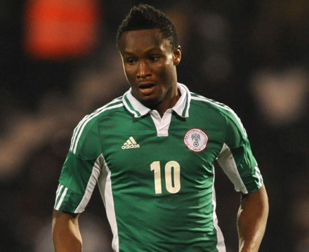 Mikel wants to play at Rio Olympics