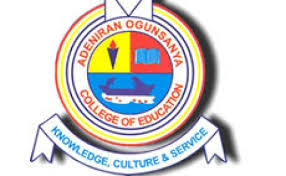 AOCOED 2017/2018 Post-UTME (NCE) Registration Form