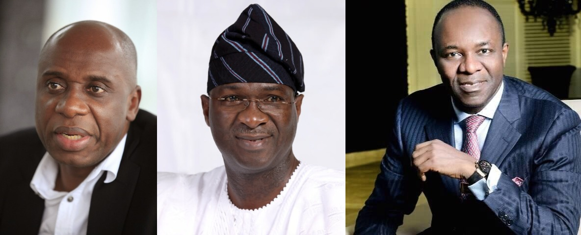 Problems Fashola, Amaechi, Kachikwu have to tackle