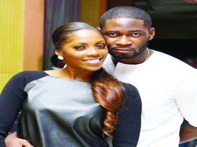 Tiwa-Savage-and-Tunji-Tee-Billz-Baloguncropped-1 Teebillz tests negative for cocaine and other hard drugs