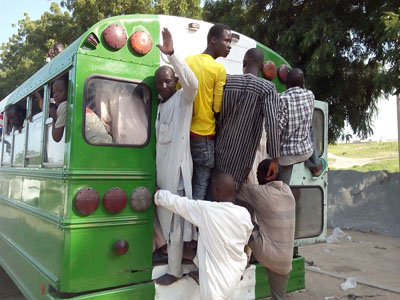 IDPs return home to Konduga two years after