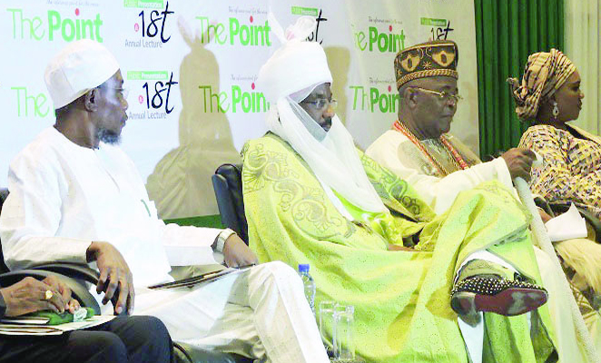 Sanusi: why there's recession