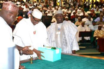Image result for Nigeria's 2017 budget