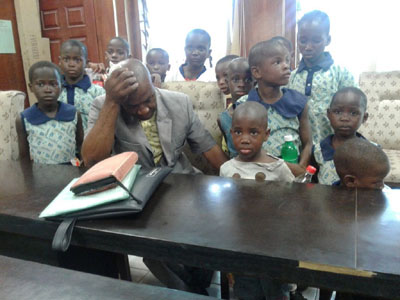 12 kids rescued from pastor's home