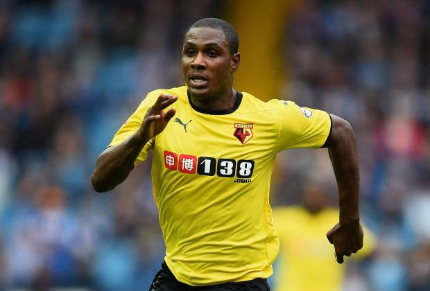 Odion  Ighalo West Brom swap deal fails