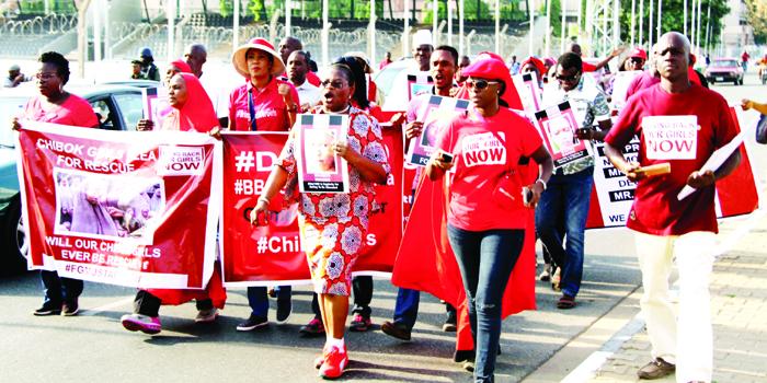 BBOG demands urgency in release of remaining Chibokgirls