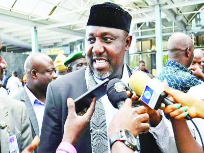 Okorocha under fire over PDP crisis comment