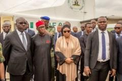 Image result for Obaseki, Okowa eulogise late Ogbemudia