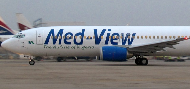 Image result for Med-View Airline