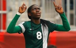 Image result for 4th edition of Asisat Oshoala foundation holds 17-20th Dec