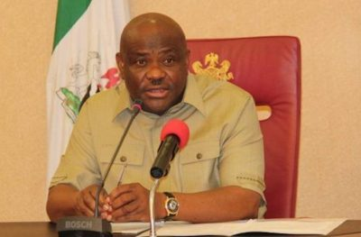 'Rivers governor lacks moral right to ask for second term'