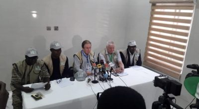Nigeria elections: Observers hail INEC over credible, transparent polls