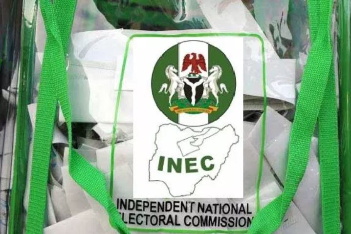 Image result for inec  BIG BLOW! SEE THE MAJOR BACKGROUND REASON APC AND GOVERNOR OYETOLA LOST IN COURT AS PDP AND ADELEKE CELEBRATE INEC 2