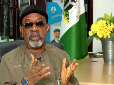 Ngige to workers: Buhari'll bequeath buoyant economy