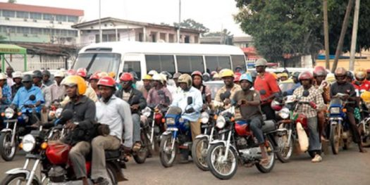 Security: Motorcyclists get June 1 deadline for registration of motorcycles